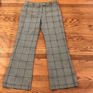 Classic plaid Anne Klein size 8 trouser